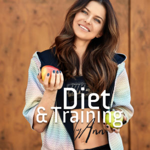 DIET AND TRAINING BY ANN Autor: Anna Lewandowska